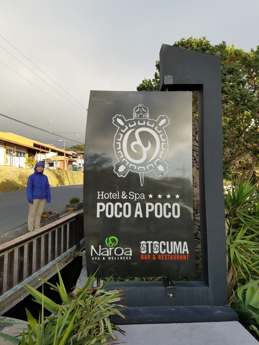 Our Hotel, Poco a Poco