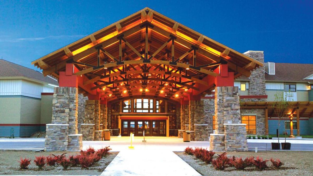 Kewadin Casino - St. Ignace, MI