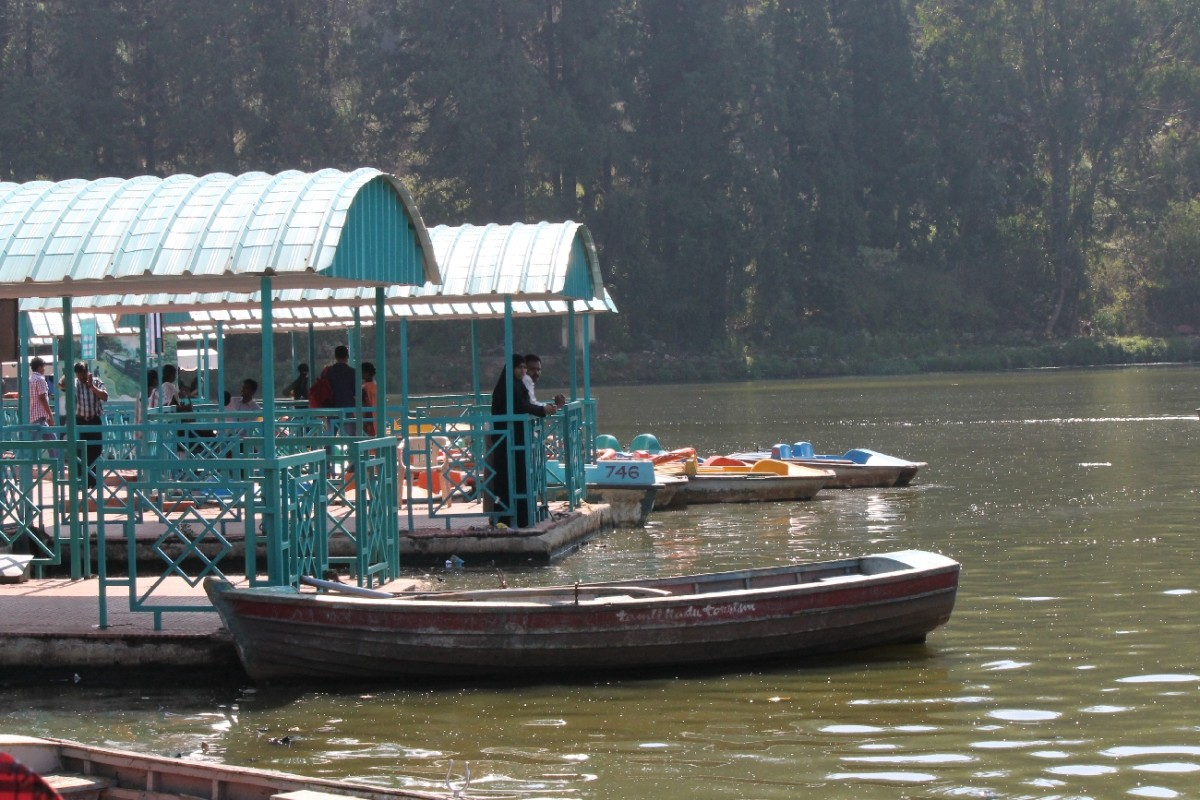 Ooty Boathouse