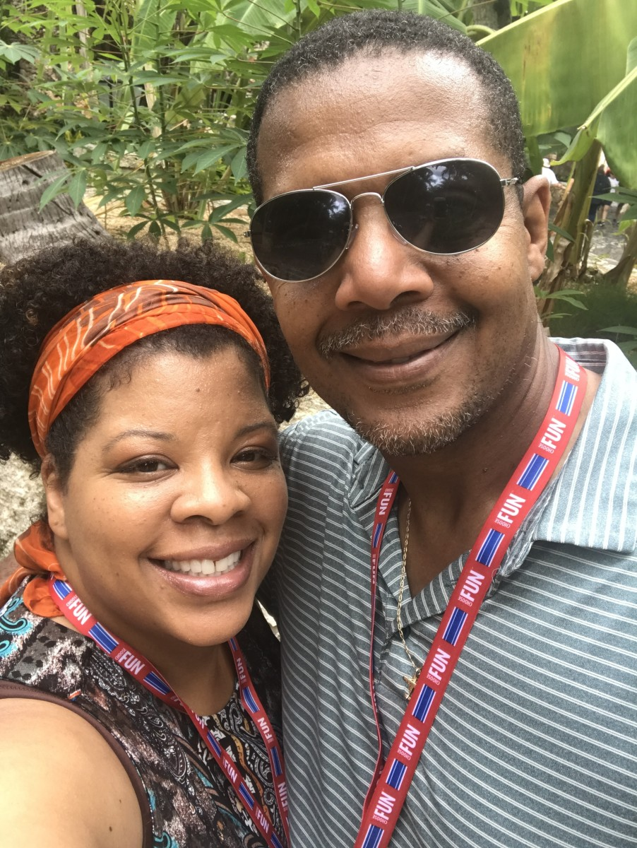 My hubby and I loved our Caribbean cruise.