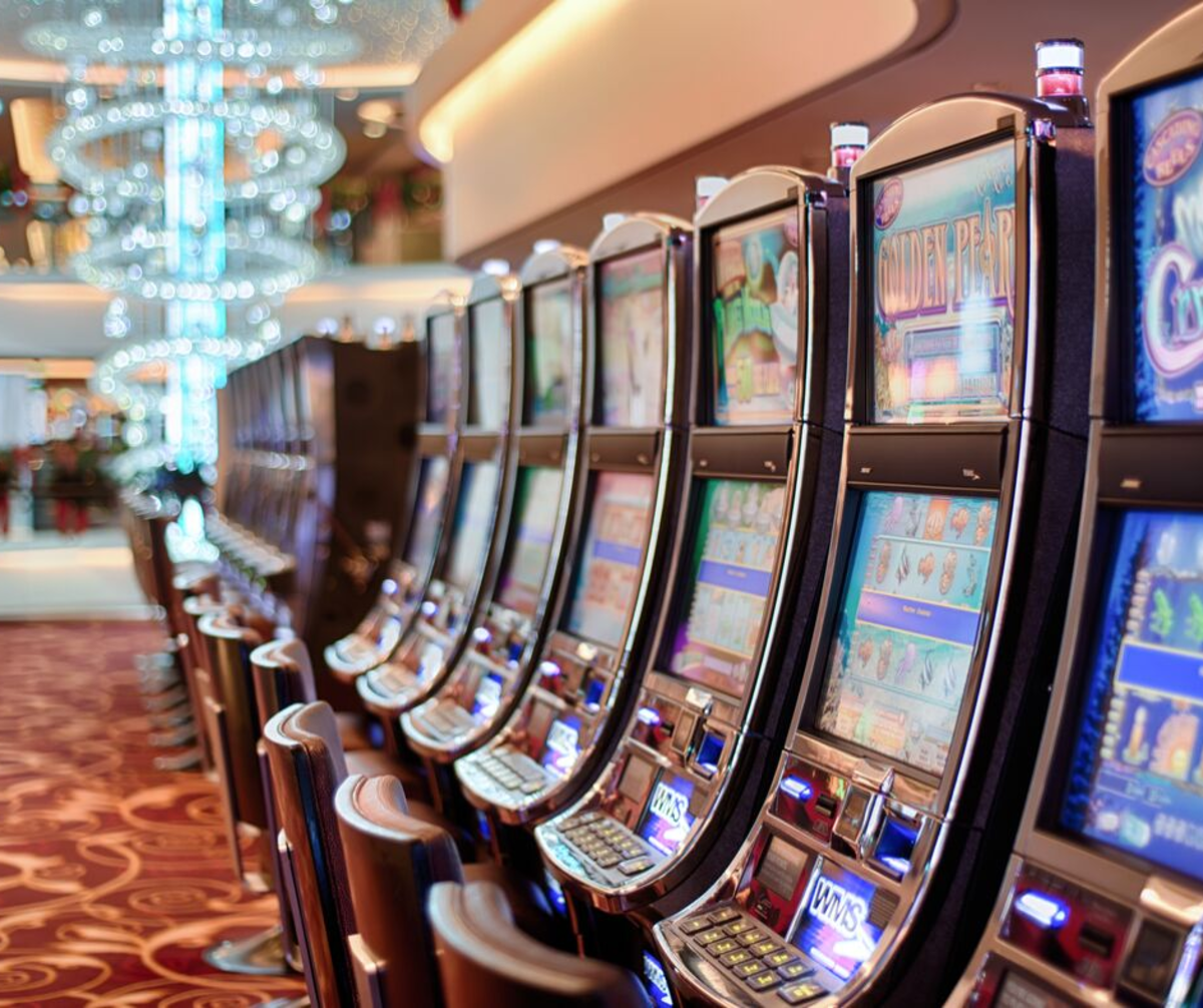 I love a good time on the slots, but it can be easy to spend a lot in a short time.