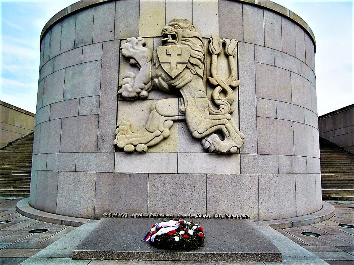 National Memorial, Prague.