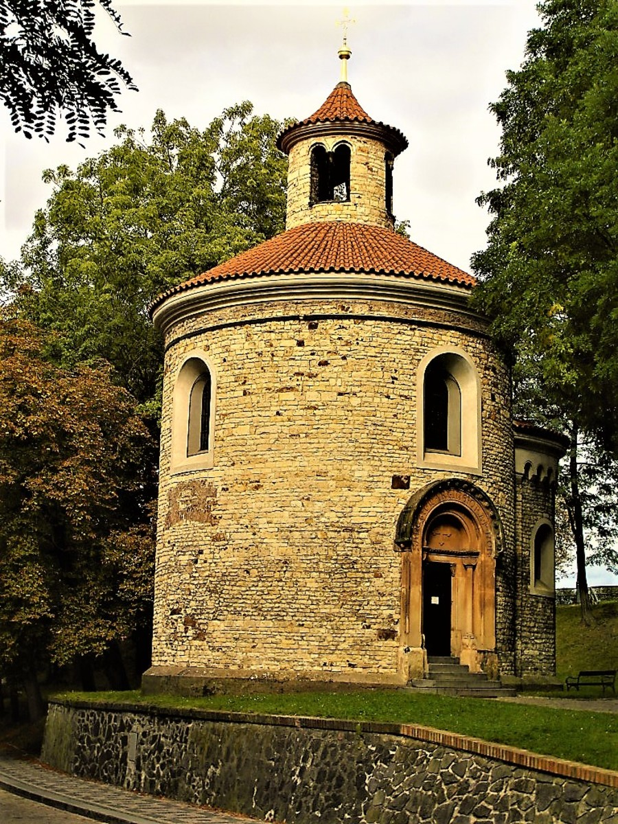 St. Martin's rotunda.