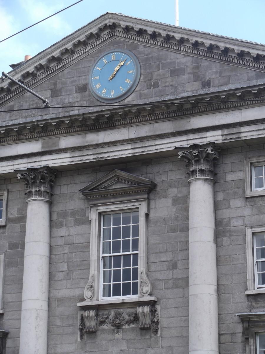 Trinity College Facade