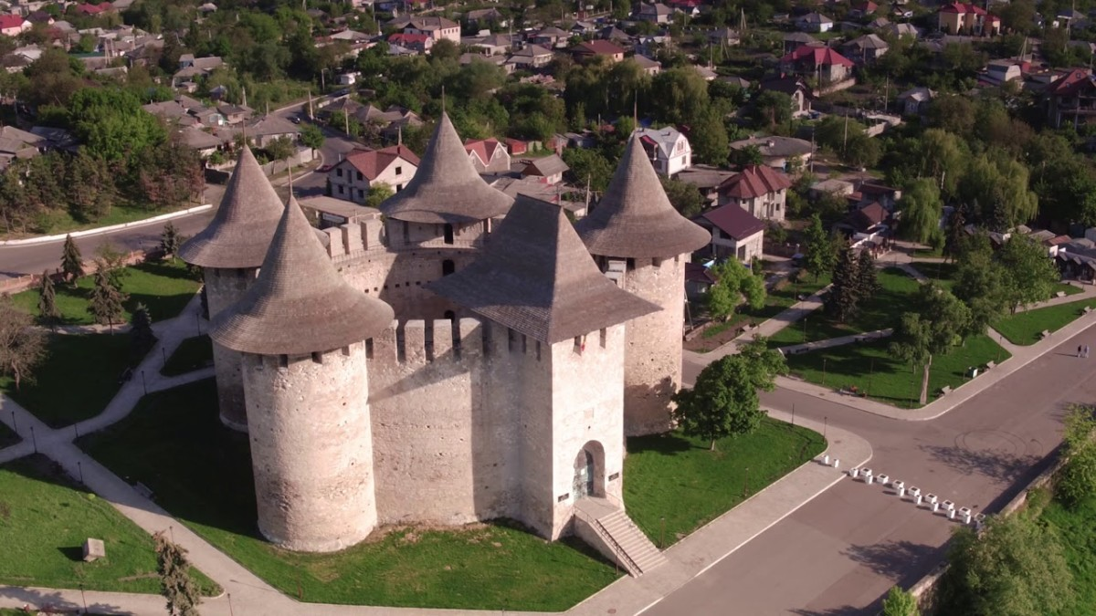 An Old Moldovan Fort