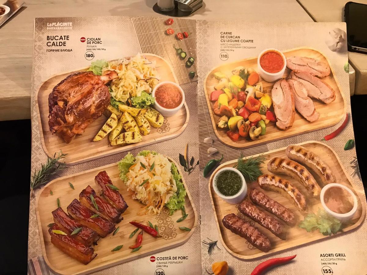 Moldovan Meat Dishes