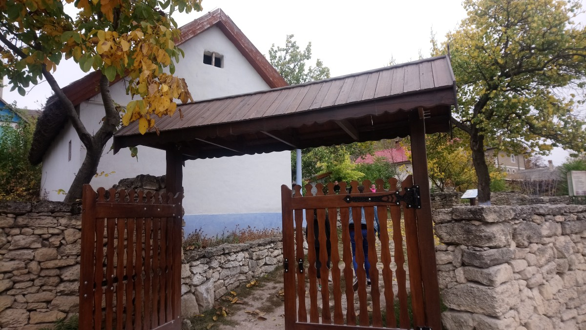 Typical Moldovan House