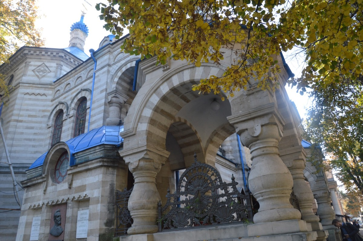 Gorgeous Architecture in Moldova