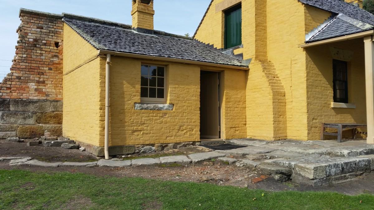 Smith O'Brien's cottage