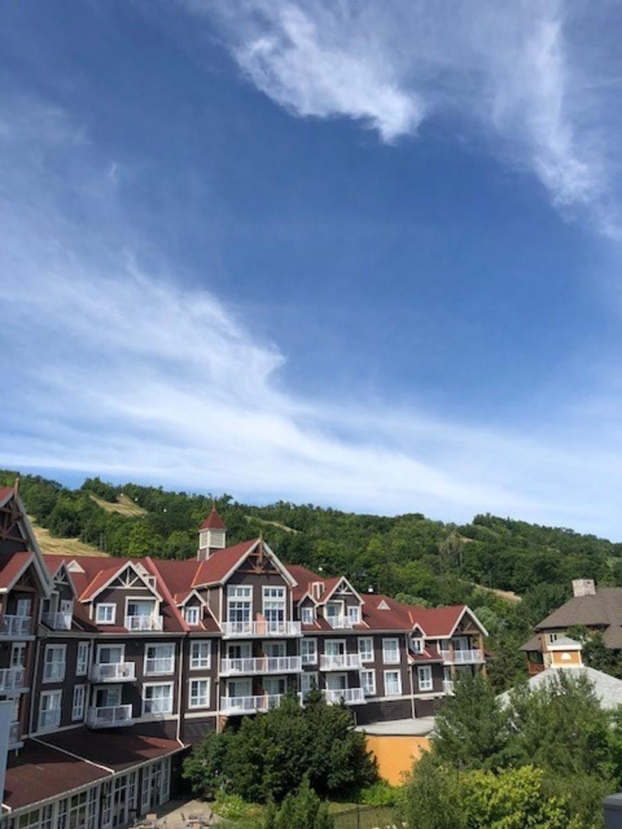 Westin Trillium, Blue Mountain