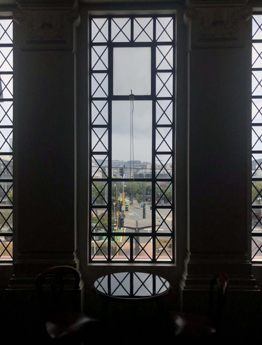 The windows are such a stunning work of art!
