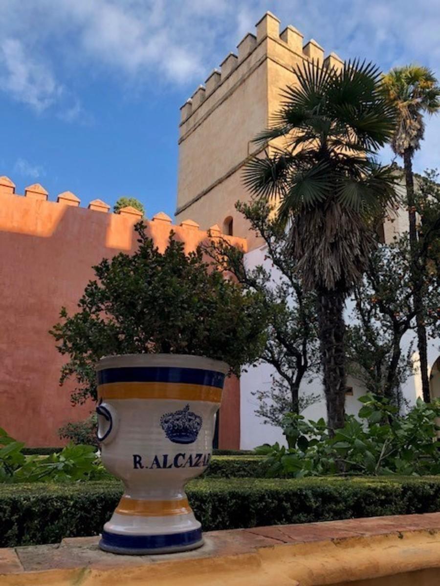 The Real Alcázar