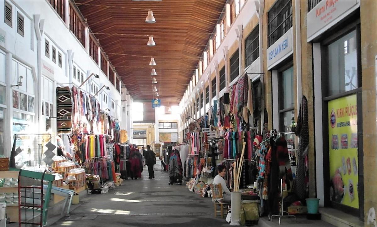 Municipal Market, North Nicosia