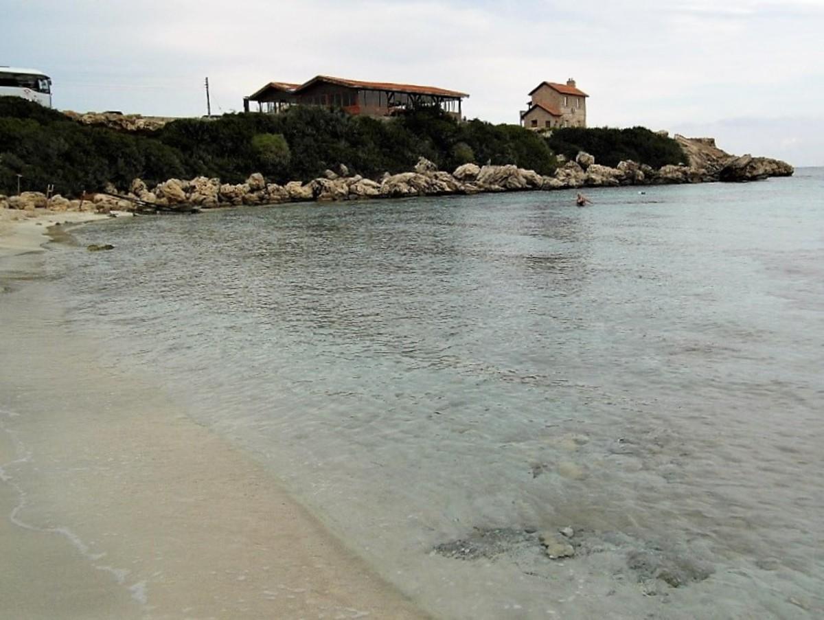 Sea Bird Beach.
