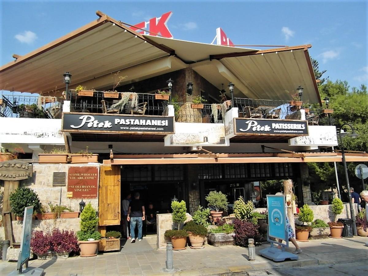 Petek, Famagusta.