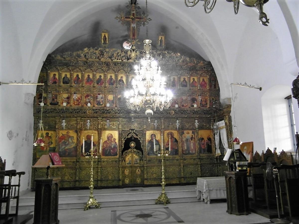 Apostolos Andreas Monastery.