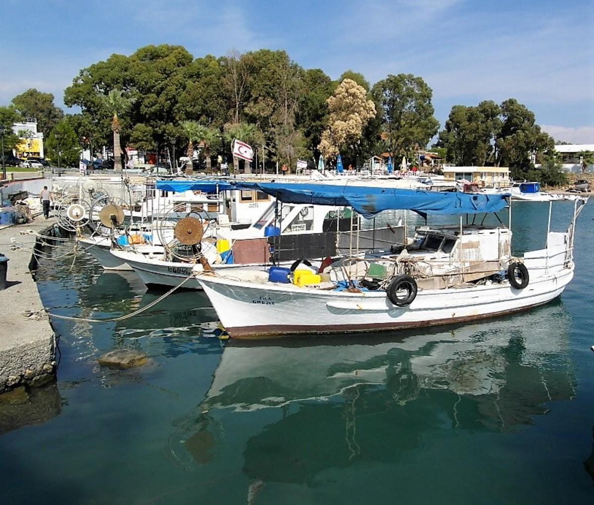 Bogaz, Northern Cyprus.