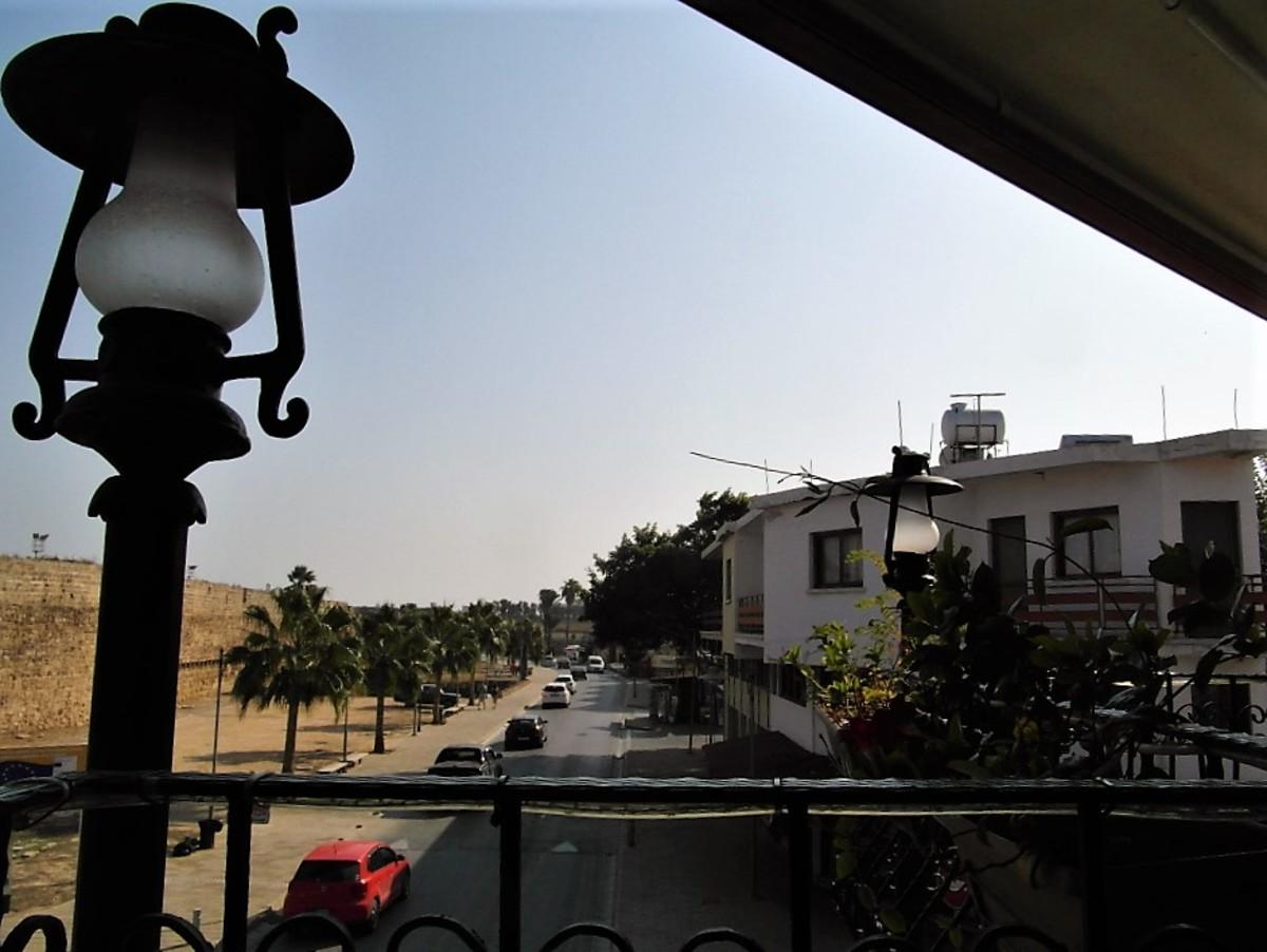 Street view.