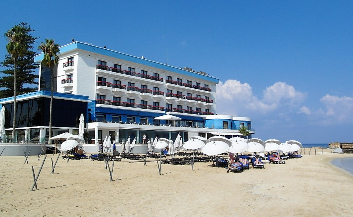 Palm Beach Hotel, Famagusta.