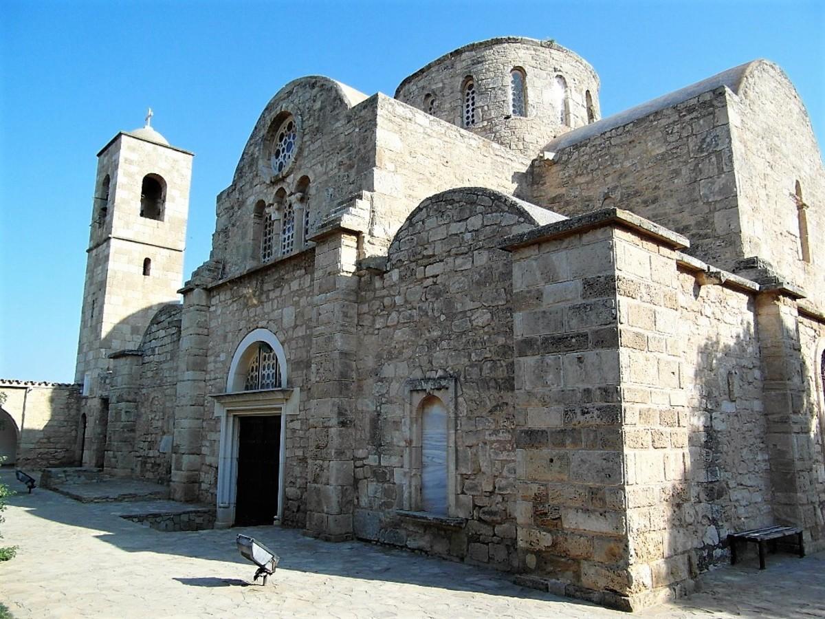 St. Barnabas monastery.