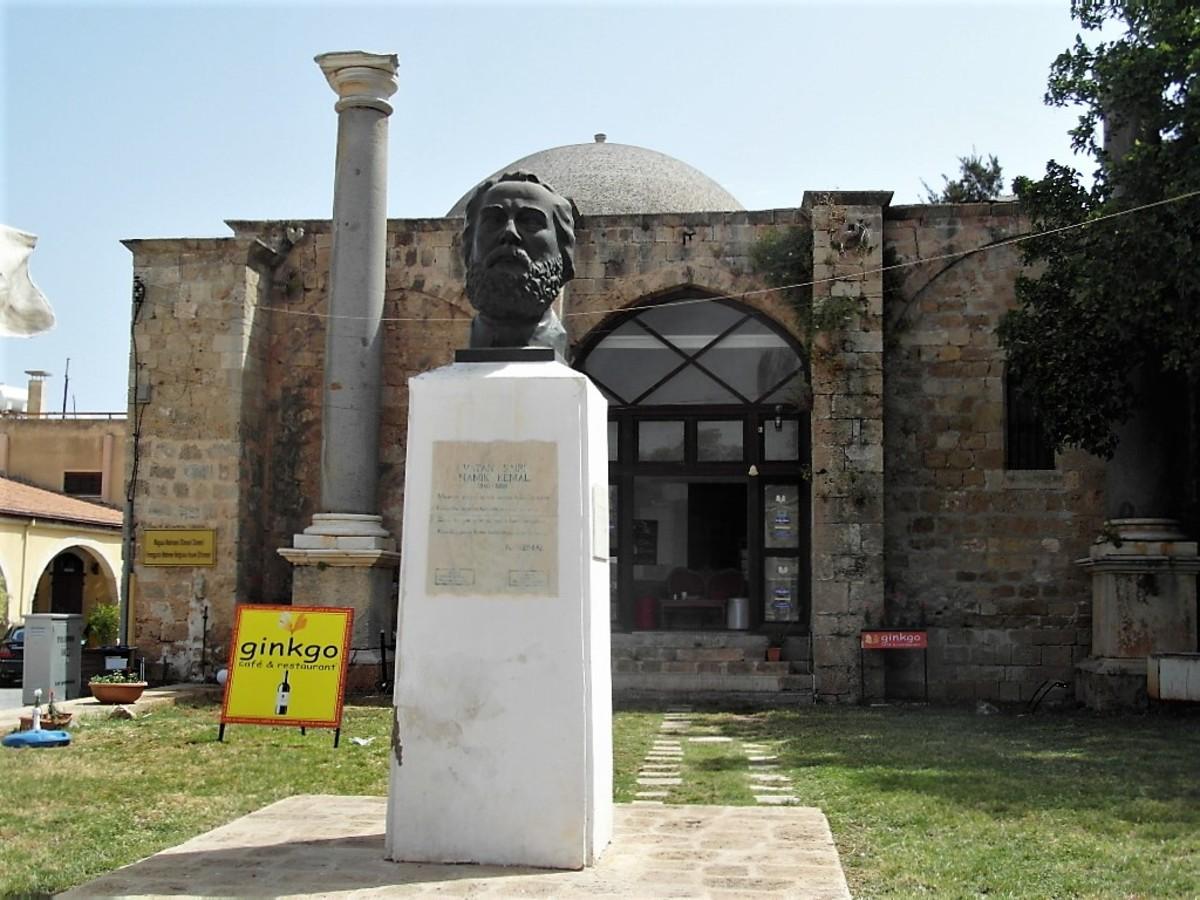 Ginkgo, Famagusta.