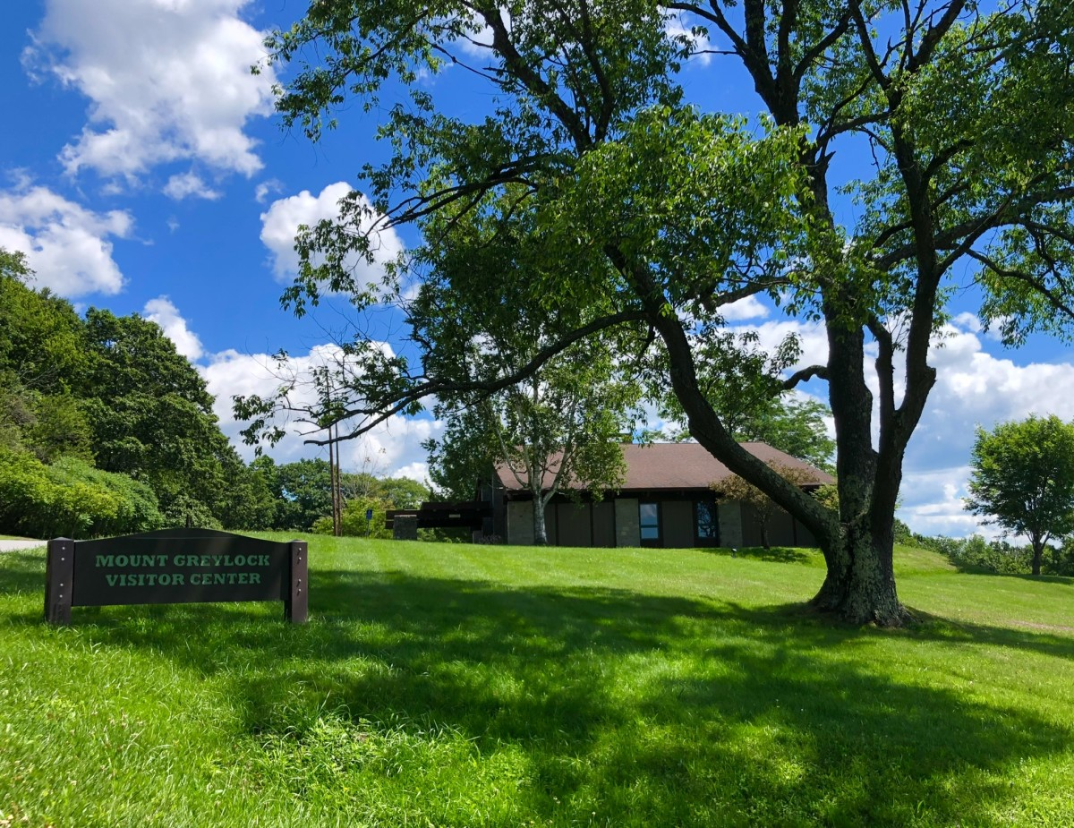 The Mount Greylock Visitor Center