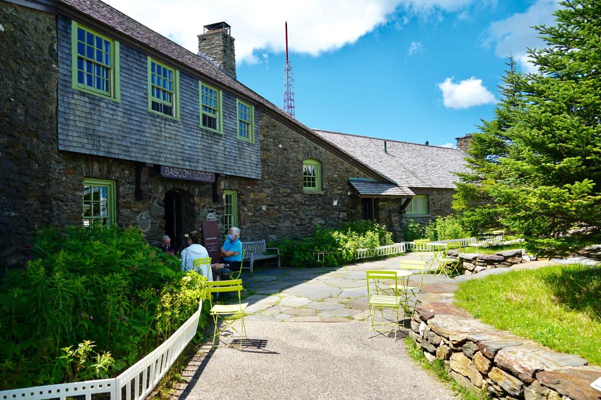 The Bascom Lodge