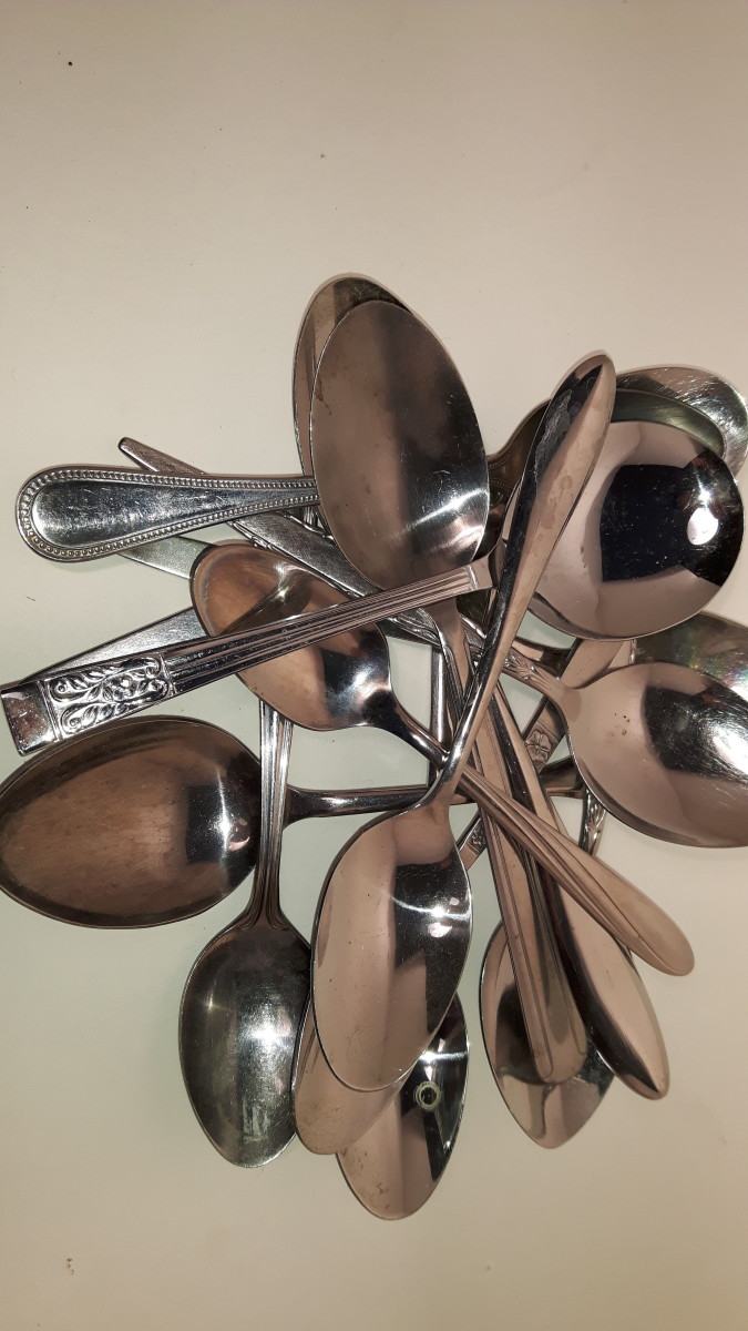 An assortment of spoons