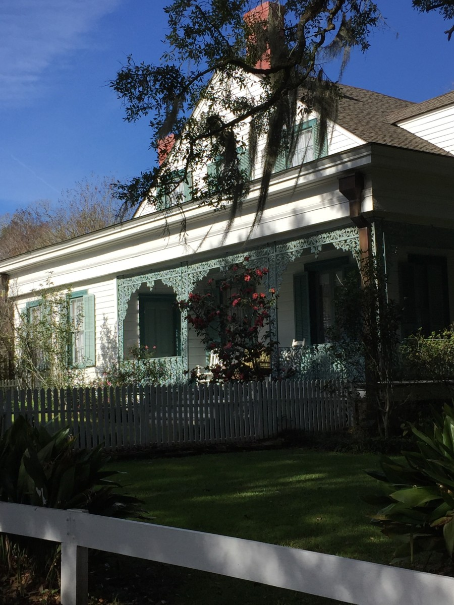 The Mystique of the Myrtles Plantation
