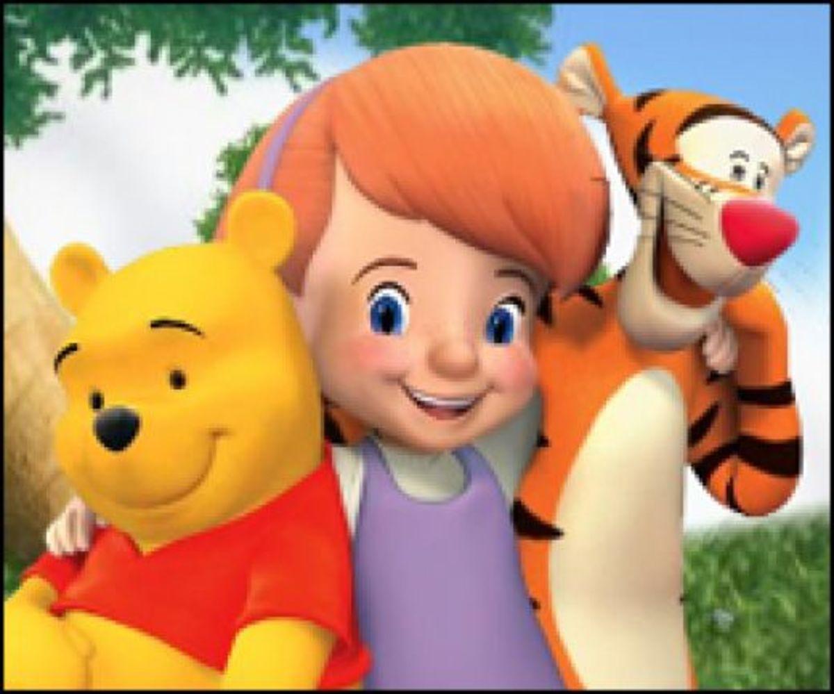 My Friends, Tigger & Pooh