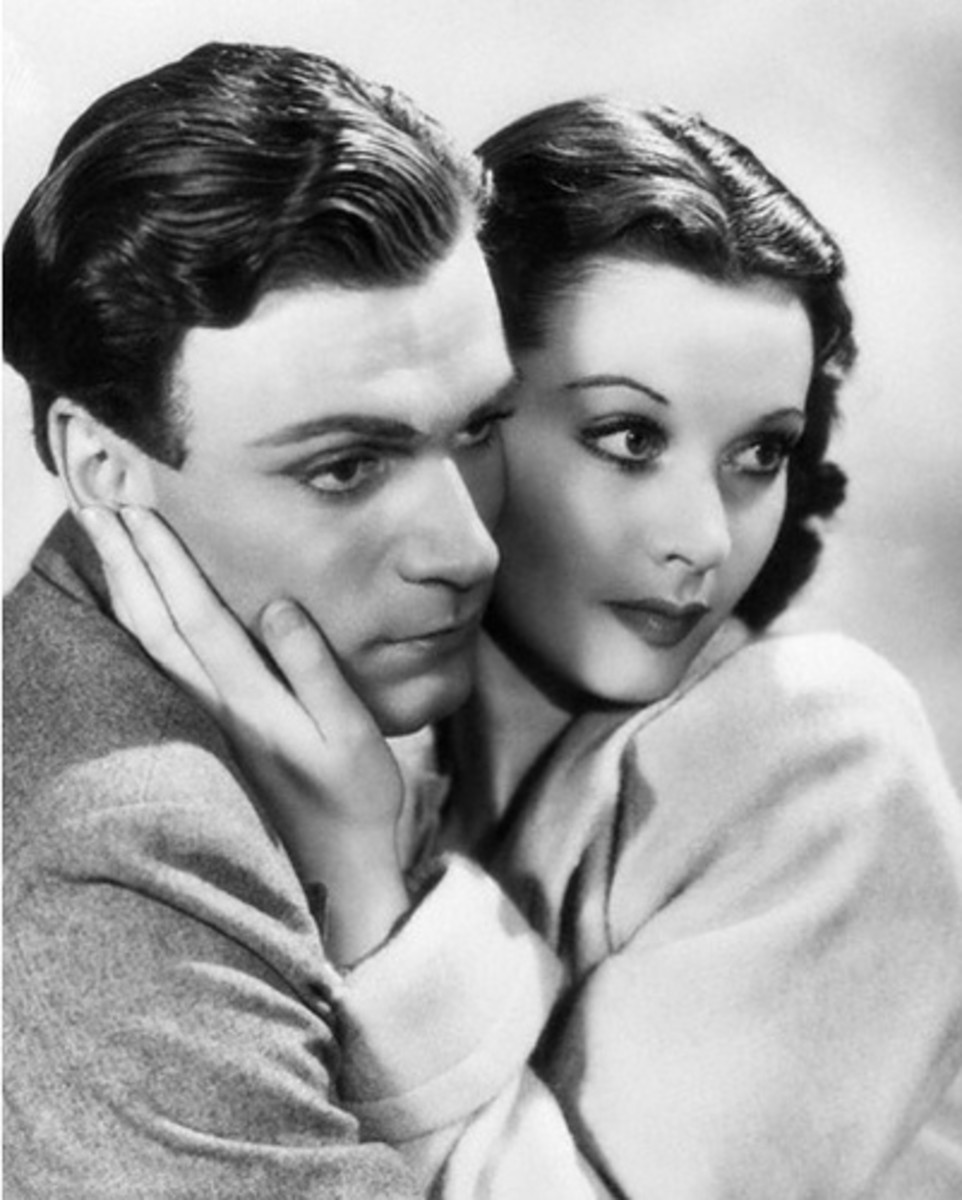 Classic Hollywood Couples - Vivian Leigh and Laurence Olivier