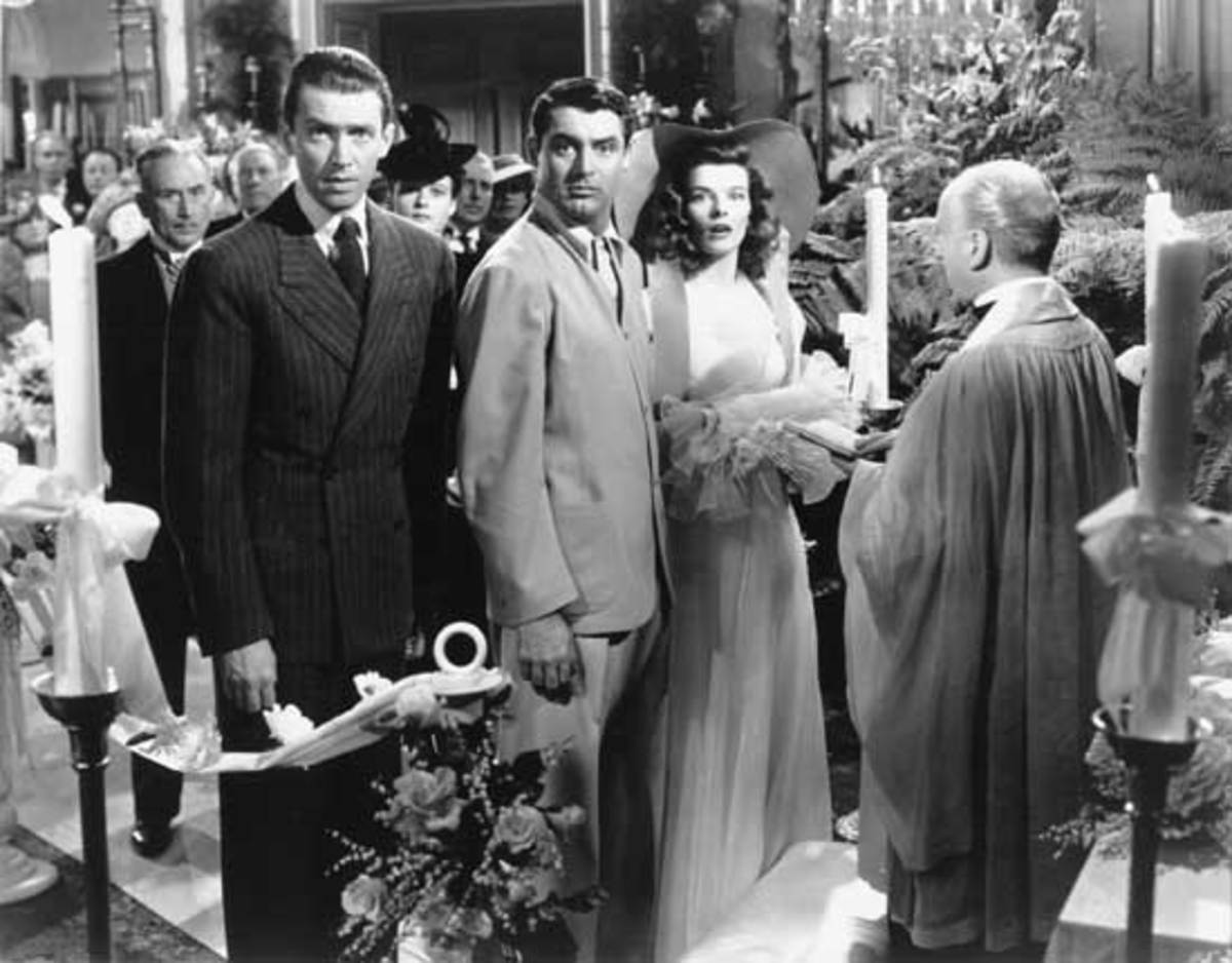 """The Philadelphia Story"" revived Kate's ailing career."