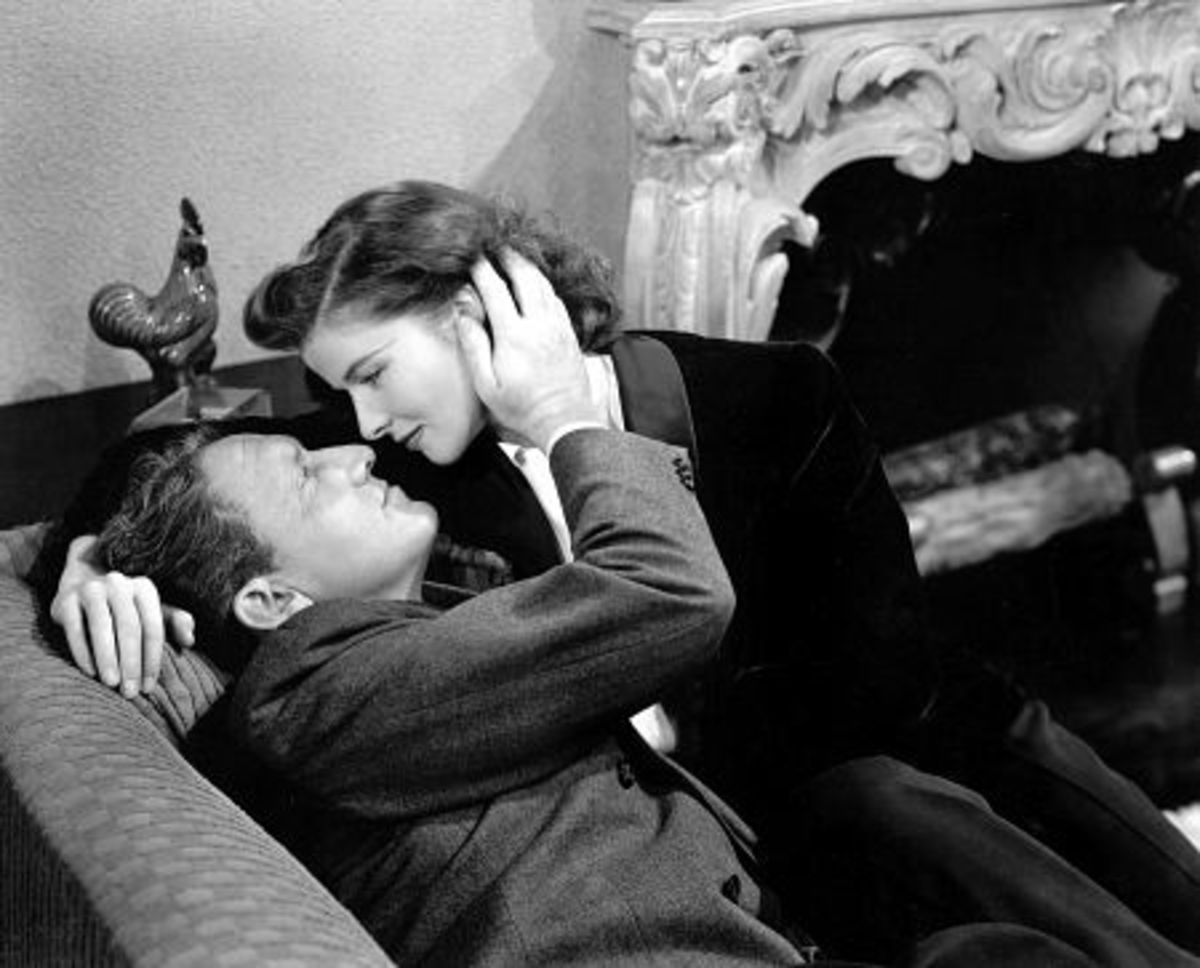 Hepburn and Tracy - enough said.