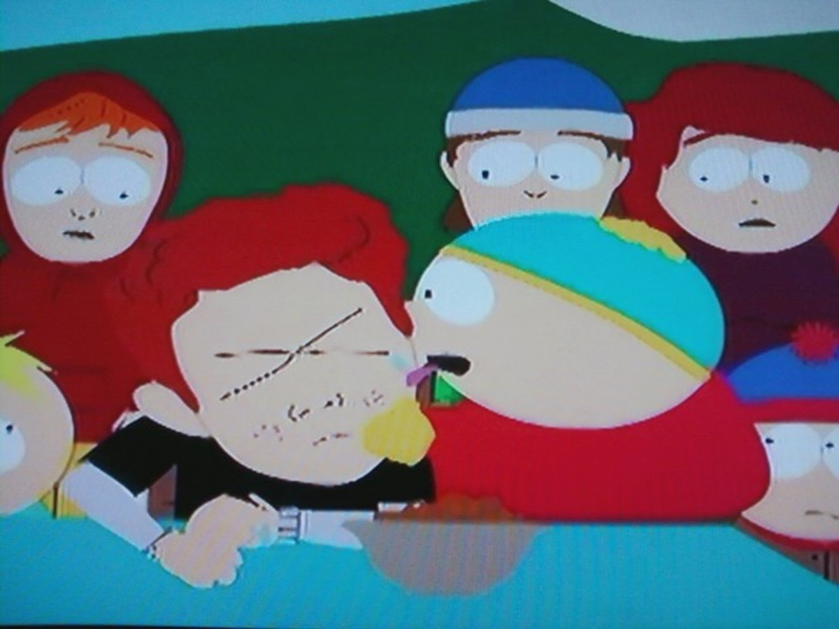 """Oh, the tears of unfathomable sadness. Yummy, you guys!"""