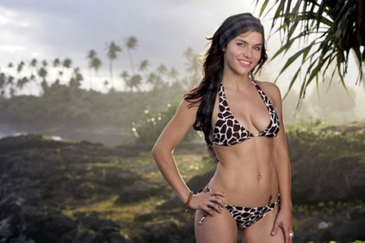 Marisa Calihan - Survivor: Samoa, 1st casualty of villain Russel Hantz