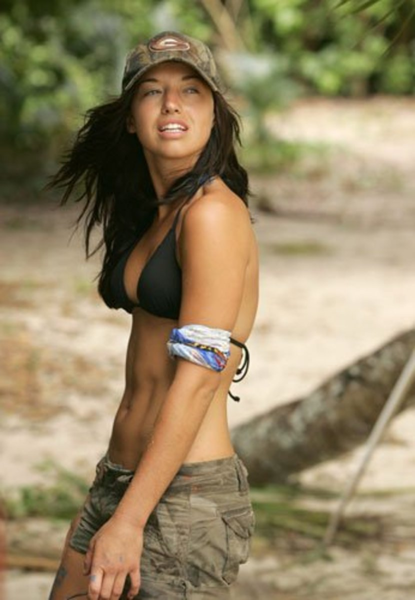 Parvati Shallow - Survivor: Micronesia, sole survivor