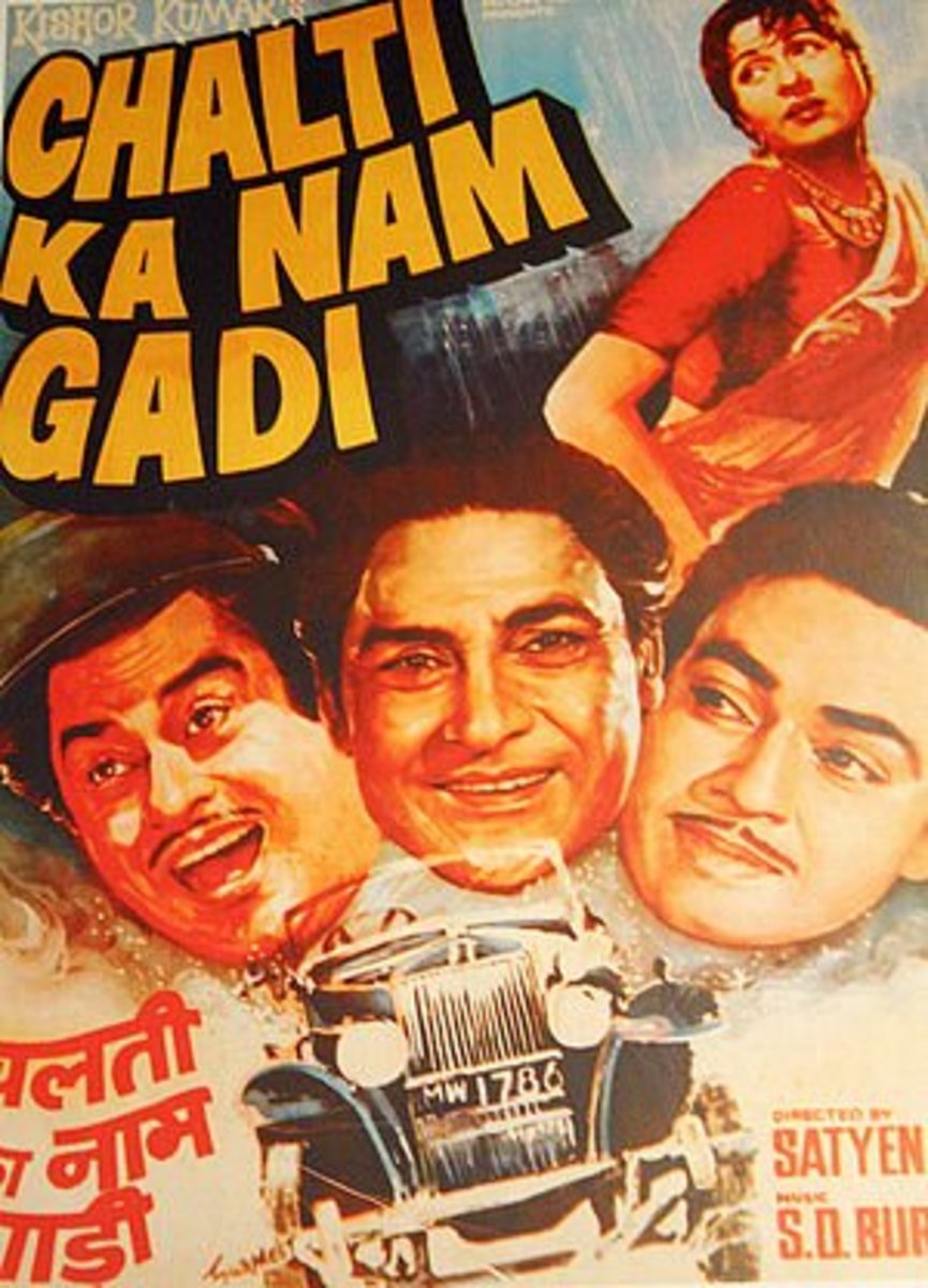 Top 30 Indian Comedy Movies of All Time