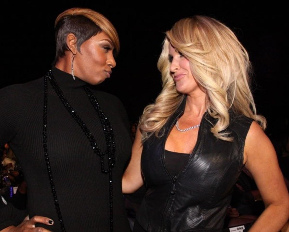 Kim and NeNe