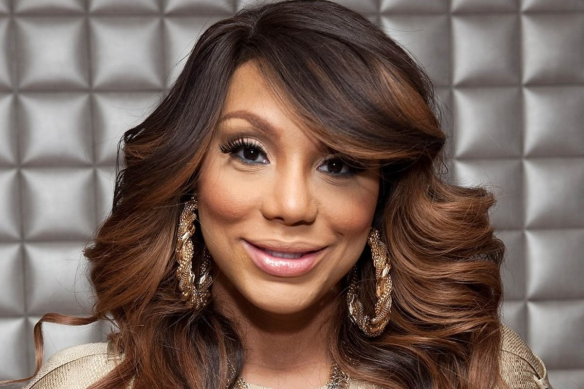 Tamar Braxton is about as loud and annoying as they come...