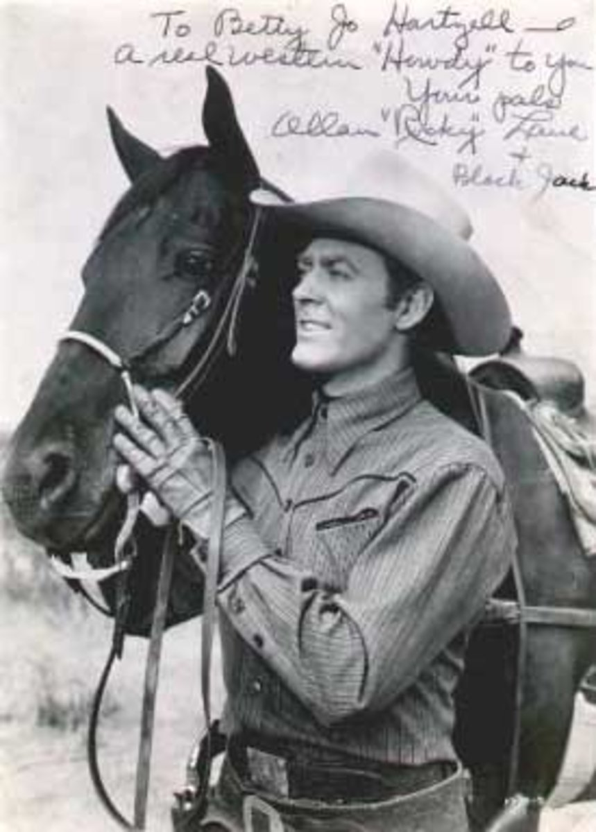 Horses That Old Western Stars Of B Films And Their Sidekicks Rode