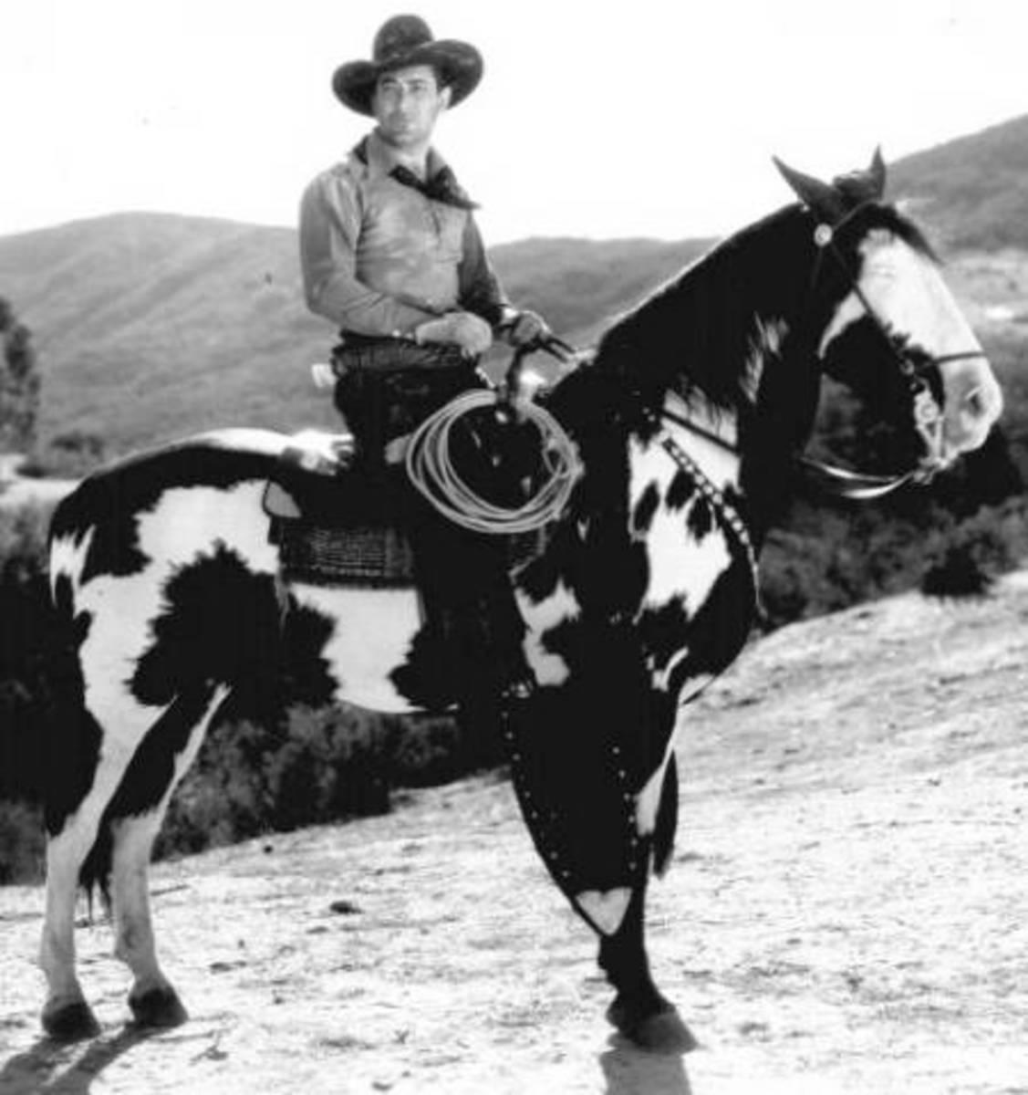 Horses That Old Western Stars of B-Films and Their Sidekicks Rode   ReelRundown