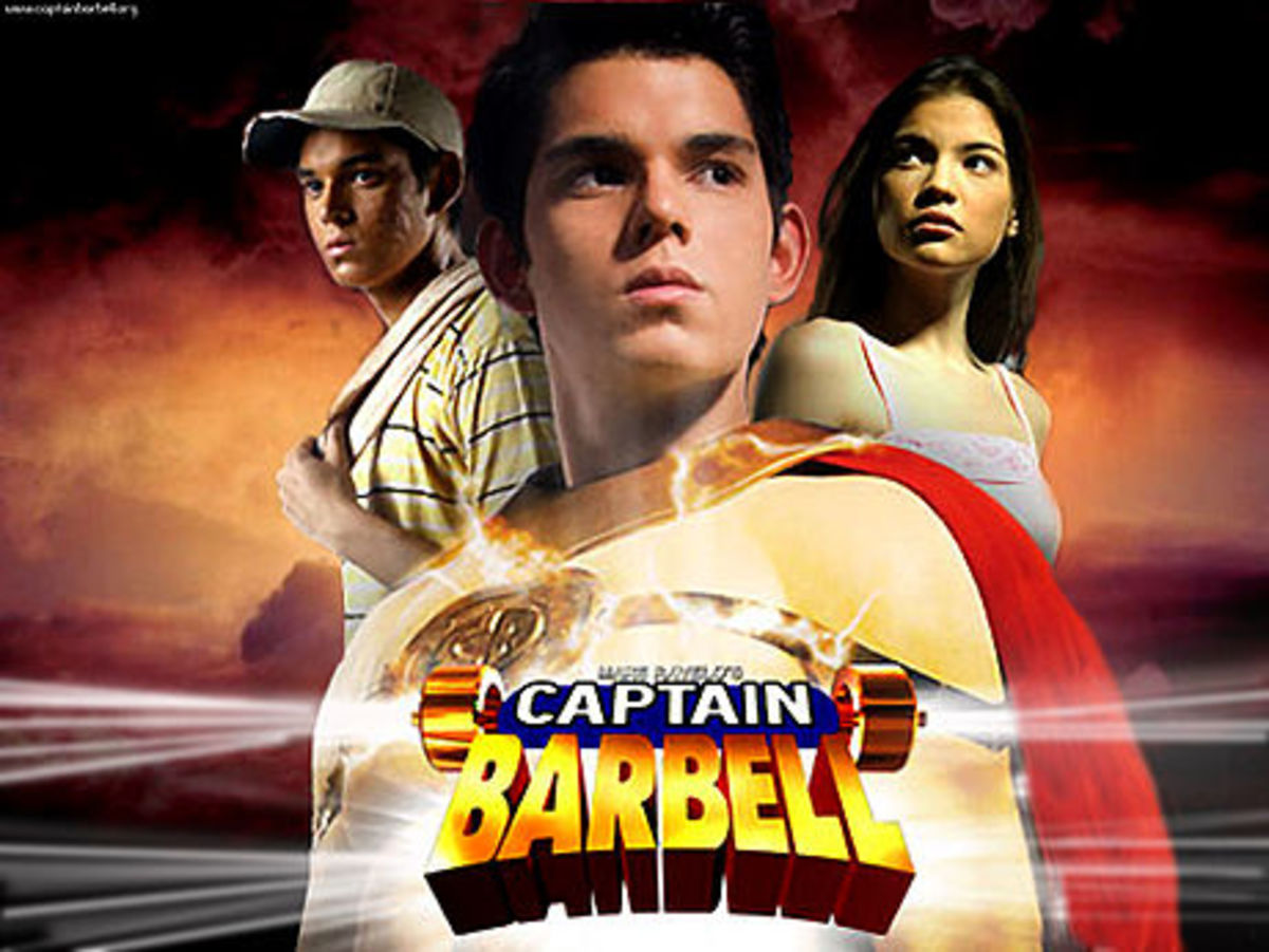 Captain Barbell (2006) was renewed in 2011 wherein the same actor played as Captain Barbell.