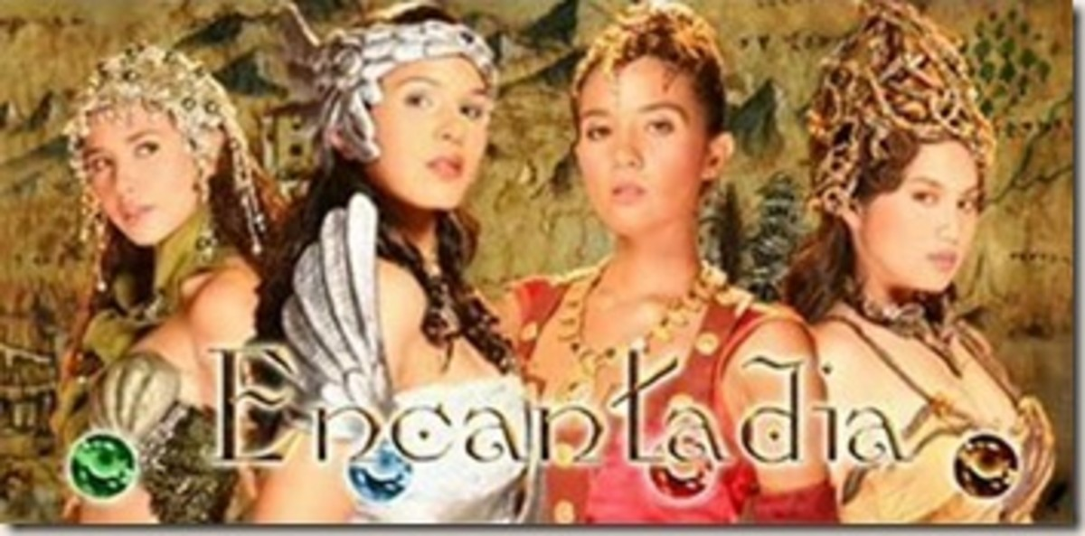GMA Encantadia was one of the top-rating TV Fantasy Series during the time it was aired.