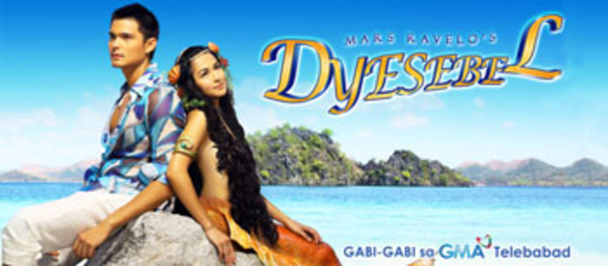 Dyesebel is a popular mermaid character created by famous Filipino graphic novelist Mars Ravelo