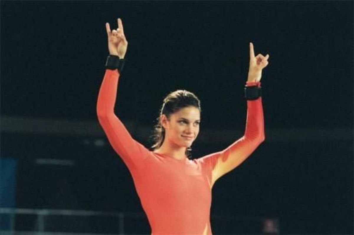 Top 10 Gymnastics Movies | ReelRundown