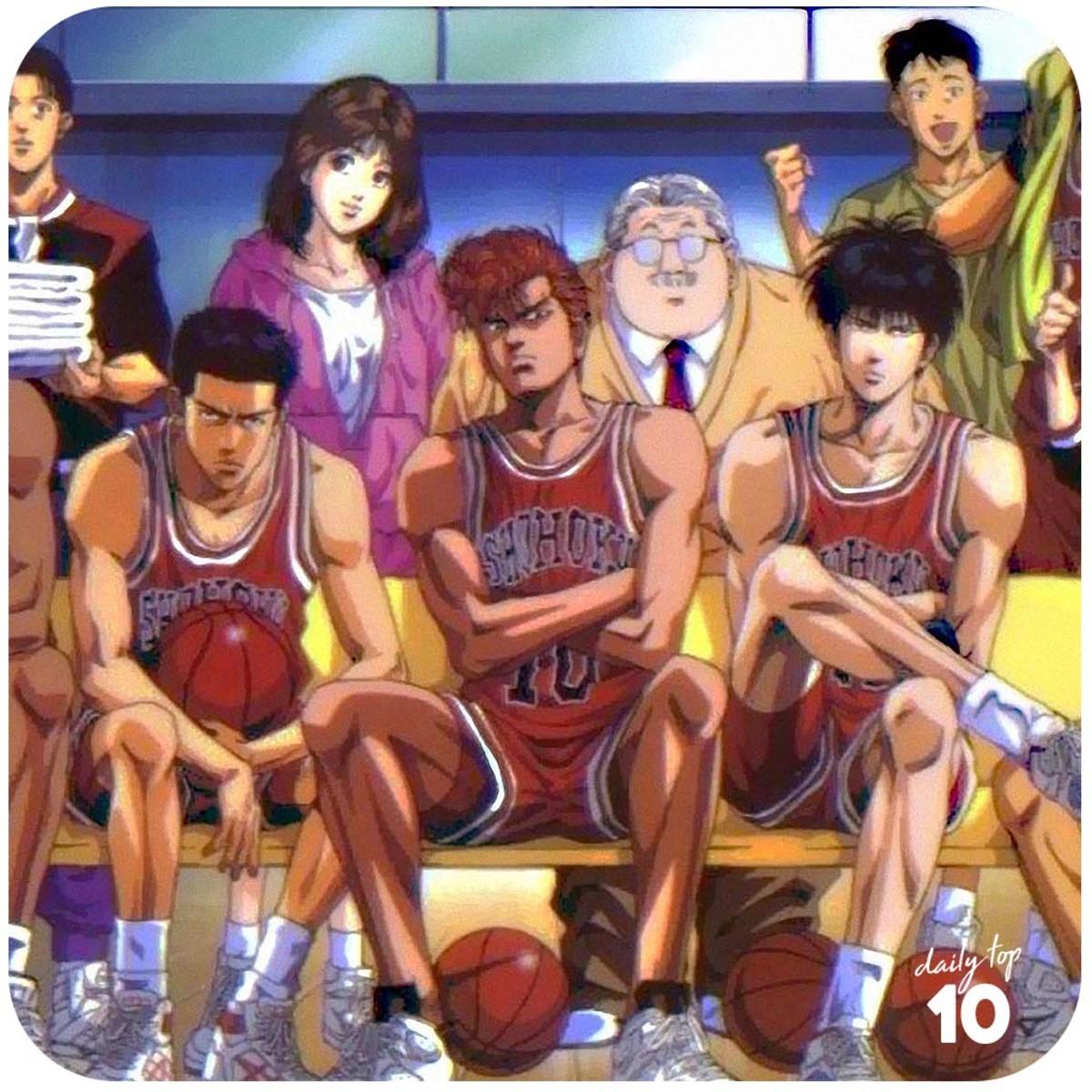 Team Shohoku