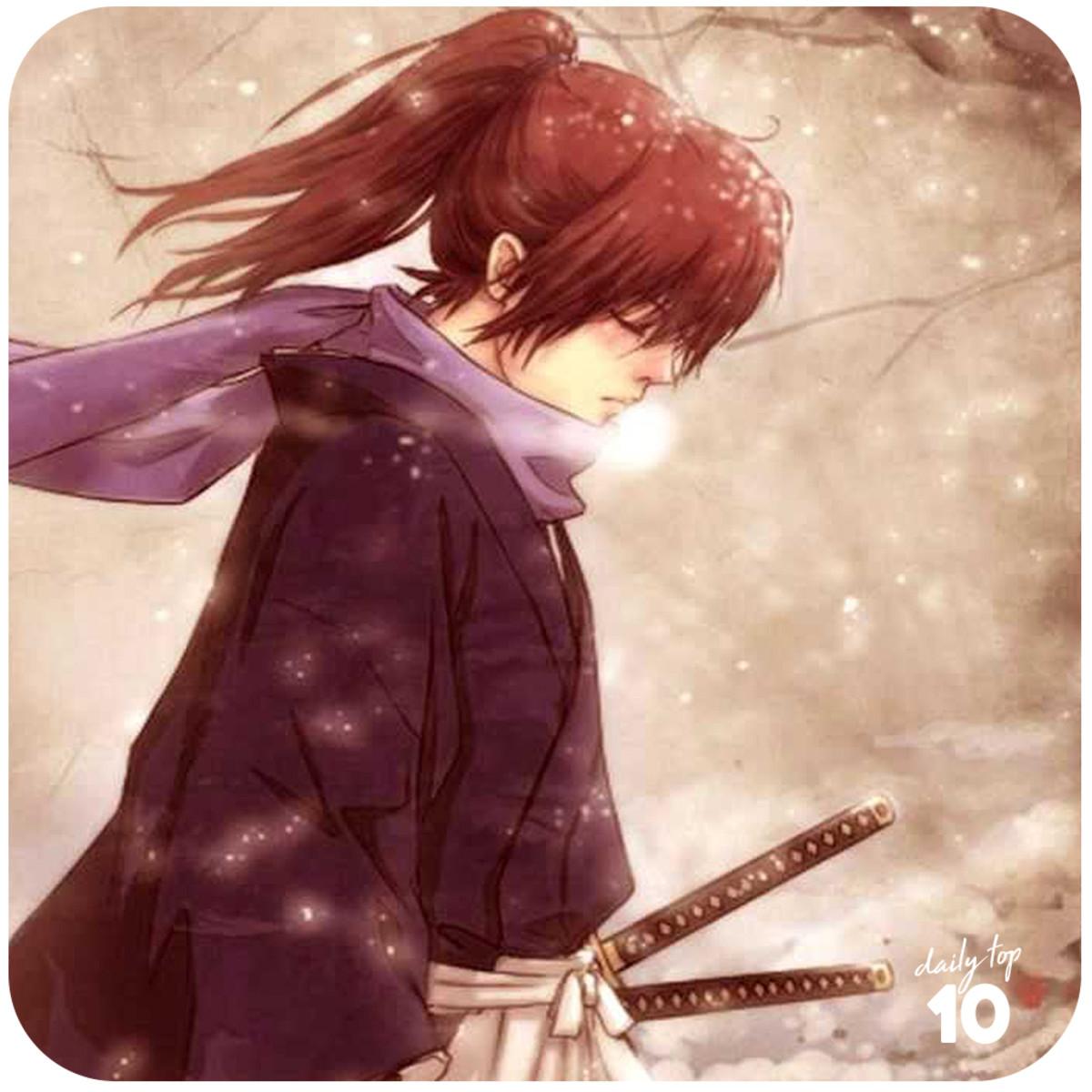 Kenshin the battousai