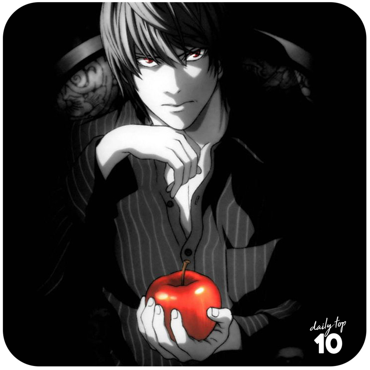 Deathnote Yagami Light