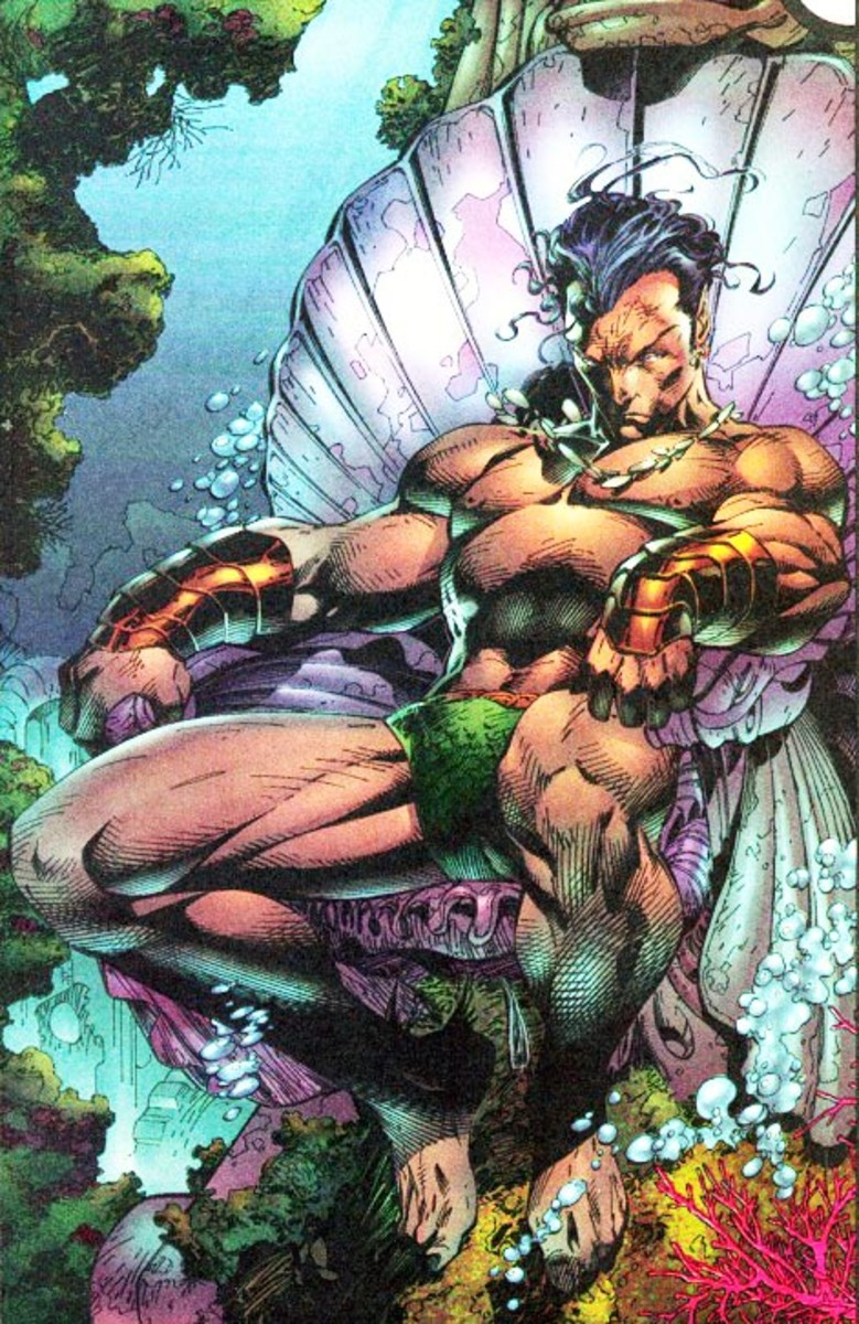 Prince Namor - Lord of Atlantis