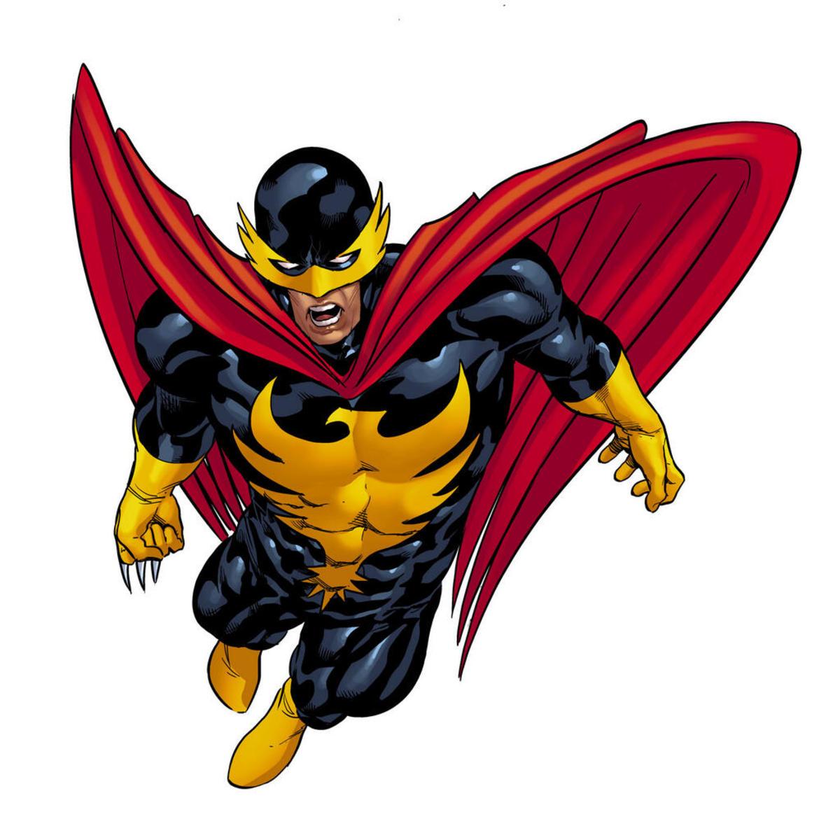 Nighthawk -  Kyle Richmond, Marvel's Bruce Wayne